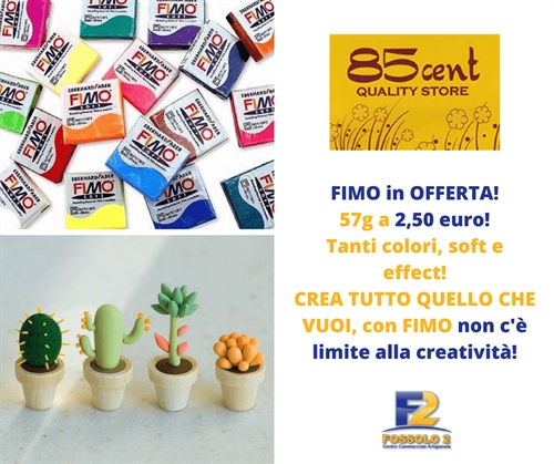 Pasta Modellabile FIMO